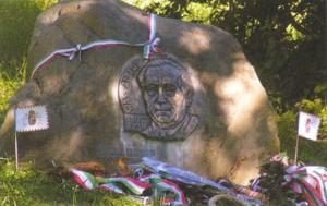 Wass Albert síremléke. Fotó: kemenyinfo.hu