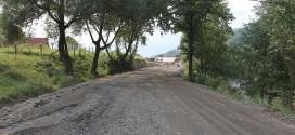 Felújítják az erdôlibánfalvi megyei utat