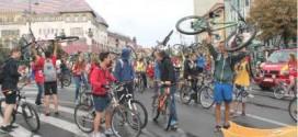 Critical Mass – kerékpáros felvonulás