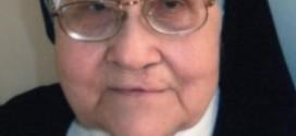 Elhunyt Ancilla nővér