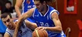 Szászrégeni kosárlabda csapat a döntő tornán.