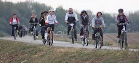 Elkészült a Szászrégen – Marosvásárhely közötti kerékpárút egy része