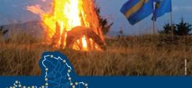 Több mint száz településen égett az őrtűz