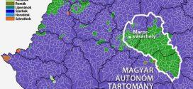 Ötven éve szüntették meg a Maros Magyar Autonóm Tartományt