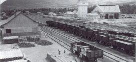 1942. december 5. Megnyitják a 48 km hosszú Szeretfalva-Déda közötti vasútvonalat.